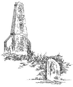 247 Amer et Menhir à Kerlafin – Poullan sur Mer – Finistère