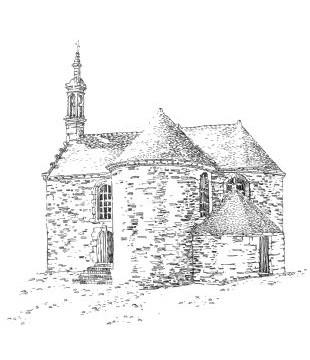 1000 Finistère – Chapelle St Michel Douarnenez