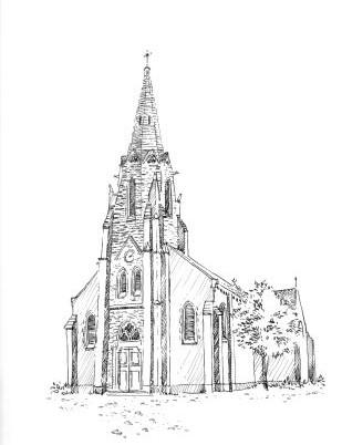 1008 Loire atlantique – Eglise St Malo Guersac