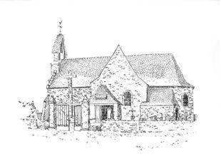 1009 Chapelle St Nicodeme du Bran – Mauron