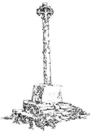 248 Croix de Stang Irvin – Mahalon – Finistère