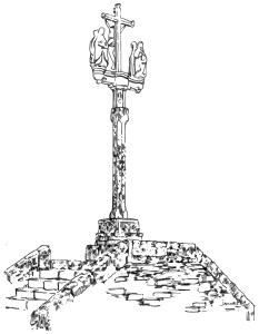 249 Calvaire Enclos de l'église – Plouhinec – Finistère