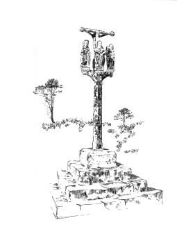 269 Cap – Calvaire Kerguinaou – Plouhinec