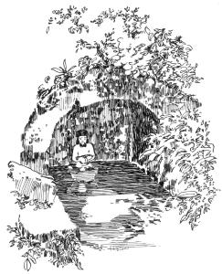 270 Fontaine de Lochrist – Pont-Croix – Finistère