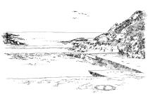 290 Finistère – Cale de Pors Peron – Beuzec – Cap-Sizun