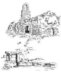 299 Finistère – Chapelle St Jean – Plouhinec