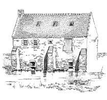 304 Moulin à marée – Pont-Croix
