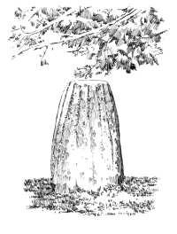 331 Finistère – Stèle – Lestreux – Poullan sur mer