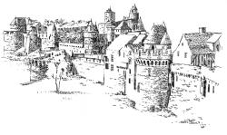 334 Ille-et-Vilaine – Château de Fougères