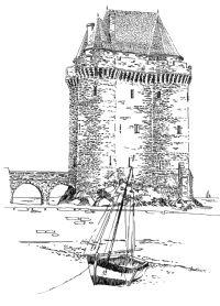 335 Ille et Vilaine – Tour Solidor – St Servan