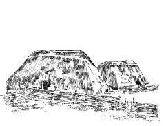 339 Morbilhan – Village de l'an Mille