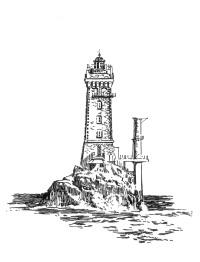 346 Finistère – Plogoff – Phare de la Vieille