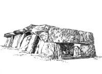 364 Ille-et-vilaine – Dolmen La Roche aux Fées