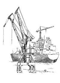 368 Loire-Atlantique – Bateau Chantier Naval St-Nazaire