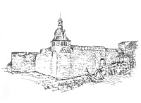 372 Finistère – Ville close – Concarneau – Port