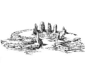 373 Ille et Vilaine – Tumulus du Château Bu