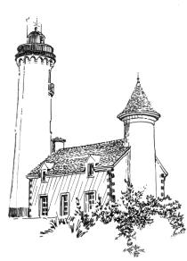 375 Morbilhan – Phare – Port-Navalo