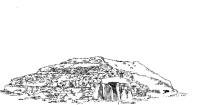 380 Finistère – Cairn de Barnenez – Neolitnique – Dolmen Menhir