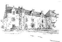 392 Morbilhan – Château de Plessis-Josso