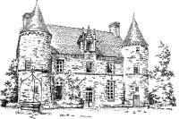 394 lle-et-Vilaine – Manoir de la Caquillonnais