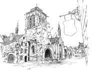 395 Finistère – Village de Locronan