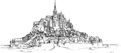 404 Mont Saint Michel – Ille et Vilaine – Normandie