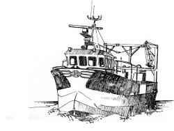 406 Ille et vilaine – Bateau – Le Vivier sur mer