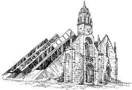 417 Morbihan – Locmine – Eglise