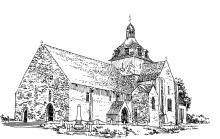 419 Ille et Vilaine – Eglise de Tremblay