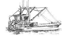426 Morbihan – Bâteau à fond plat – Ethel