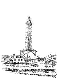 428 Finistère – Phare – Ile de Batz