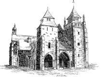 429 Côtes d'armor – Cathédrale St Etienne – St Brieuc