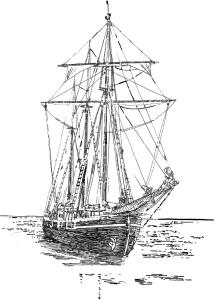 434 Finistère – Voilier Le Bel Espoir