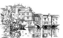 436 Finistère nord – Landerneau Pont de Rohan