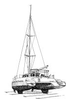 438 Morbihan – Catamaran – Trinité sur mer