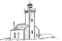 439 Morbihan – Phare des Poulains – Belle-île