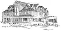 44 Finistère – Hotel de la Baie des Trépassés à Plogoff
