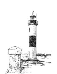 442 Finistère – Phare Aval – Doelan
