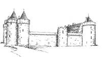 457 Morbihan – Château de Suscinio