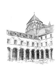 458 Abbaye Saint-Sauveur – Redon – Loire Atlantique
