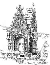 460 Morbihan – Fontaine St Nicodeme – St Nicolas des Eaux