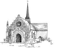 461 Morbihan – Chapelle Notre Dame du Loch – Saint-Avé