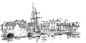 488 Port St-Goustan – Morbihan