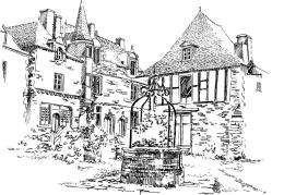 490 Morbihan – Rochefort-en-terre
