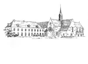 498 Abbaye de Melleray de bretagne – Loire Atlantique