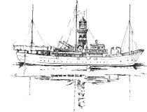 514 Finistère – Bateau Phare Musée – Douarnenez