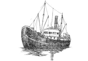 531 Baie Audierne – Kong-inge 1917