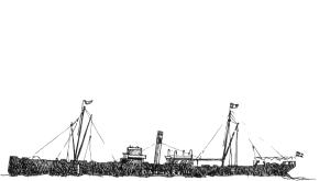 532 Klampenborg 1917 – Sud du Loch