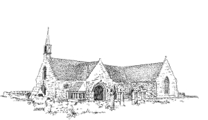 558 Finistère nord – Eglise Notre Dame – Grouanec