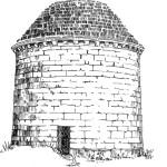 559 Finistère nord – Colombier Château de Kerjean